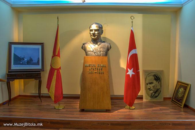 Мустафа Кемал Ататурк – Спомен соба – Фото Галерија