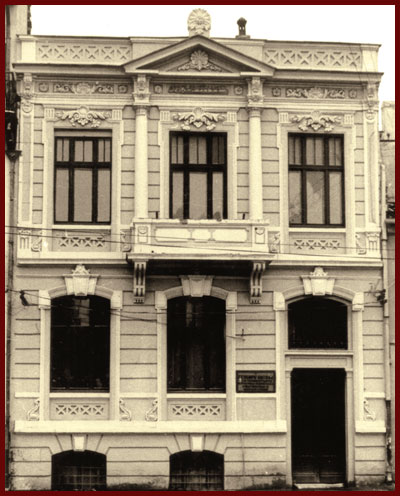 History of NI Institute and Museum Bitola