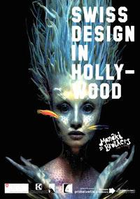 Швајцарски дизајн во Холивуд