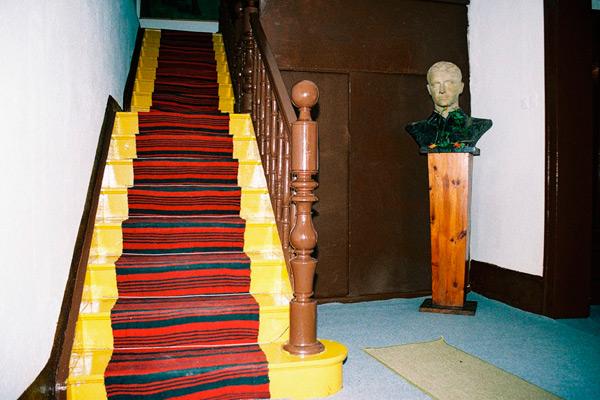 Спомен куќа на Стив Наумов